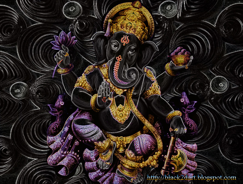hindu wallpapers. Hindu God Lord Vinayaka