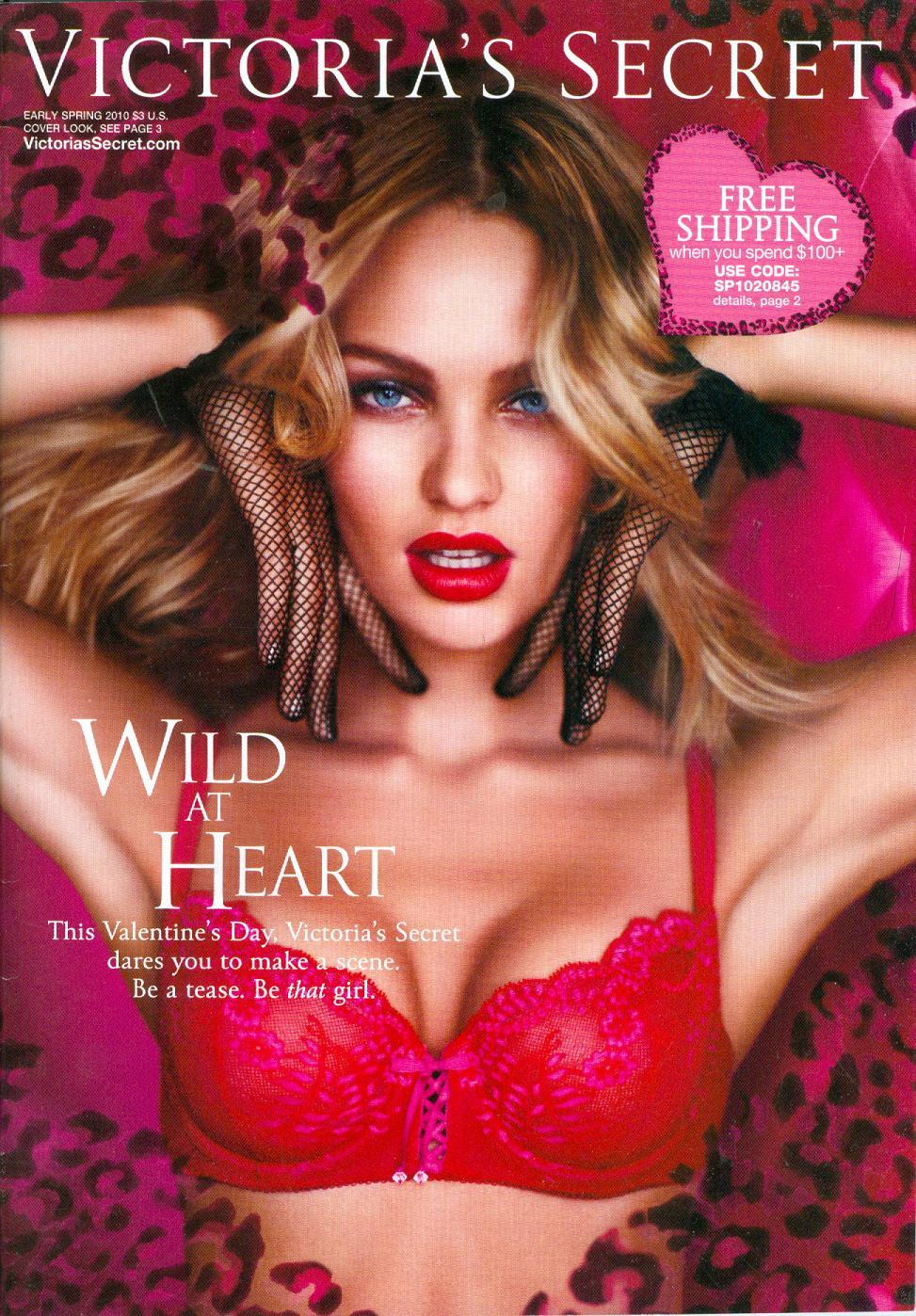 Candice Swanepoel Lingerie