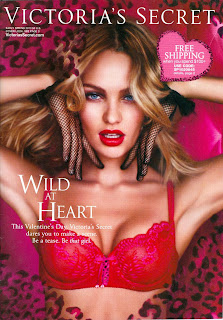 Candice Swanepoel Victoria s Secret Lingerie Spring 2010 Collection