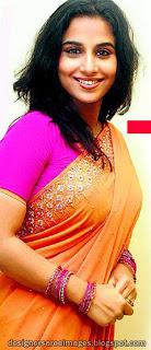 Vidya Balan saree pictures