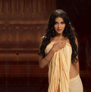 Nandana Sen Hot Blouse Designs