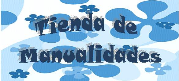 TIENDA DE MANUALIDADES