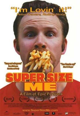 Telona - Filmes rmvb pra baixar grátis - Super Size Me DVDRip RMVB Dublado