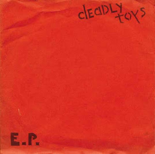 Deadly Toys Nice Weather EP