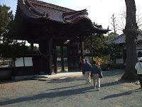 東広島市高屋町 西品寺(さいほんじ) 門