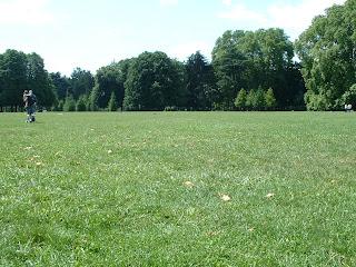 Les pelouses vous accueillent pour se détendre