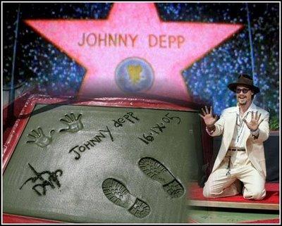Johnny é muito criativo