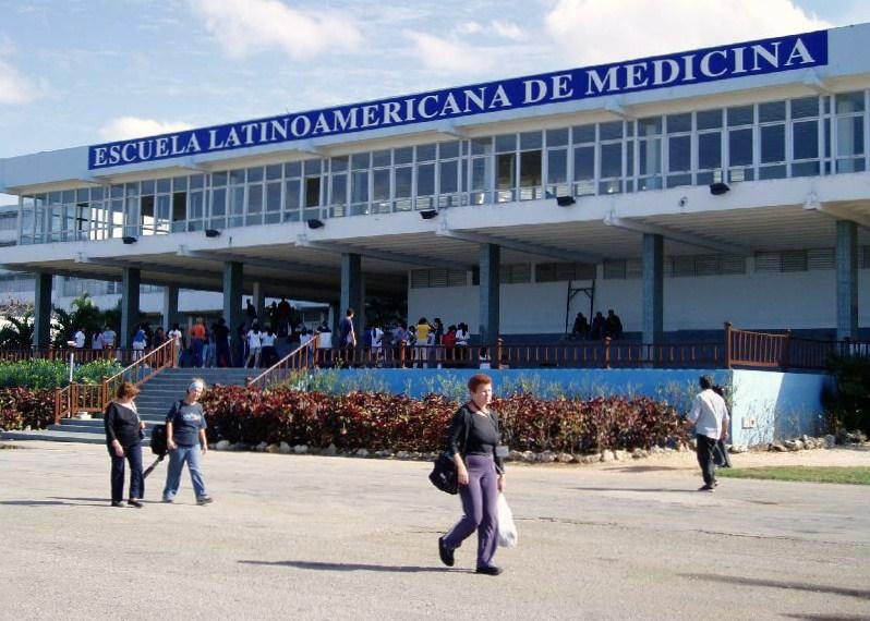 El Blog de Medicina Cubana: Graduados de la Escuela Latinoamericana ...