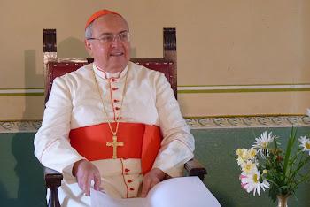 S. Em. Card. Leonardo Sandri, Prefetto della Congregazione per le Chiese Orientali.