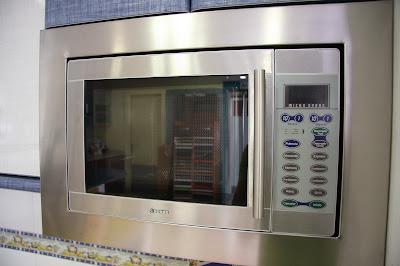 Elcreadordecocinas los microondas - Microondas de encastrar ...