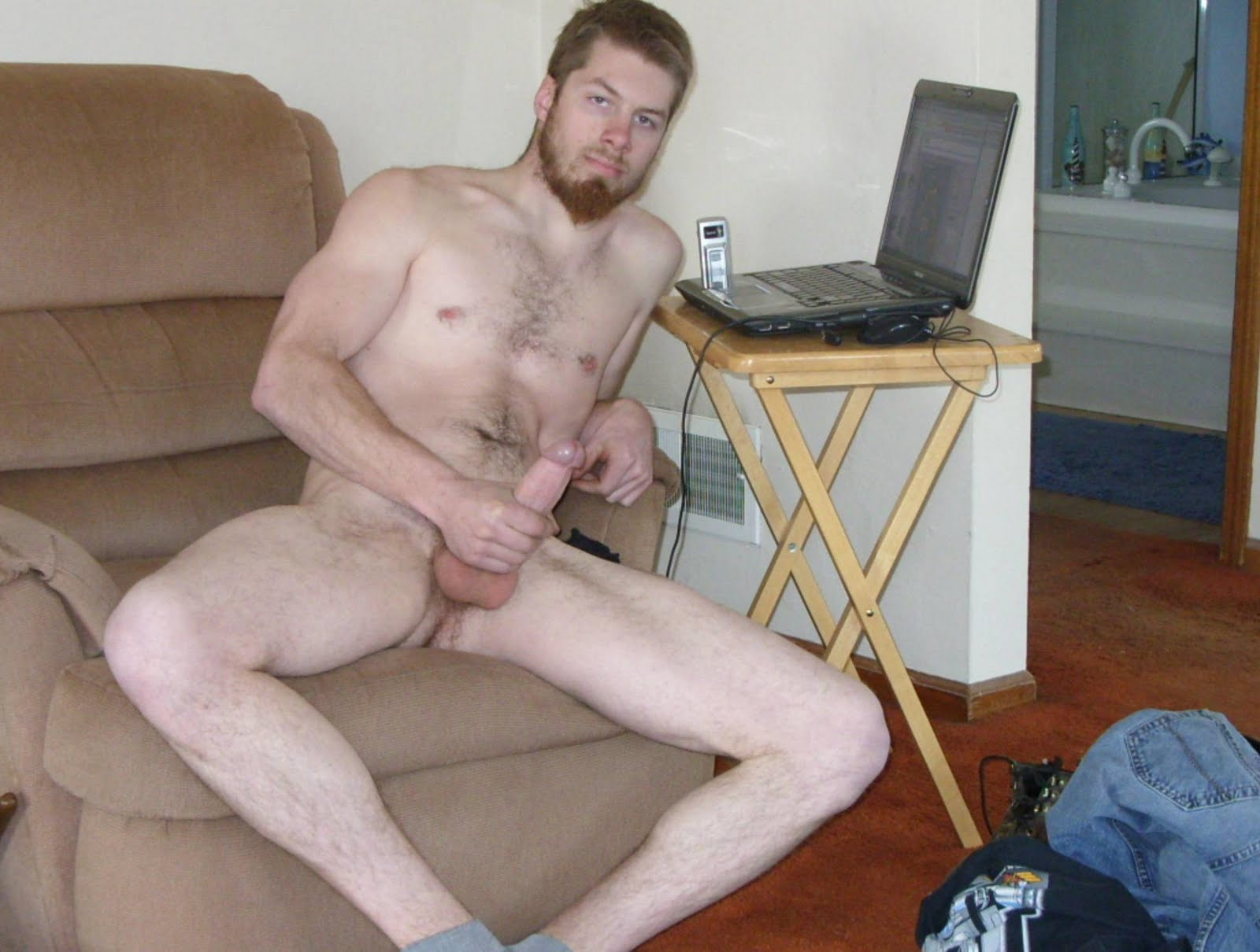 sexy rough naked guy