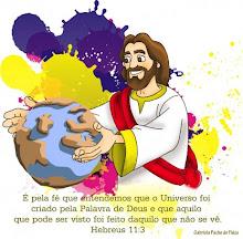 UM excelente site com atividades bíblicas, textos, ilustrações, histórias bíblicas e muito mais.