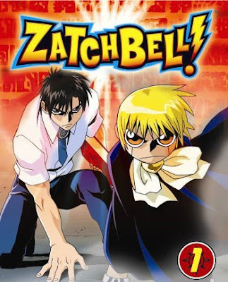 download serie Zatch Bell – Completo – Dublado