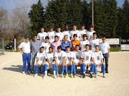 Juniores 2007/08