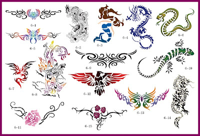 HOLISTIC HENNA - Air Brush Tattoos Gallery{Temporary Tattoos}