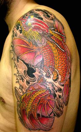dragon tattoos on arm. dragon tattoos designs for