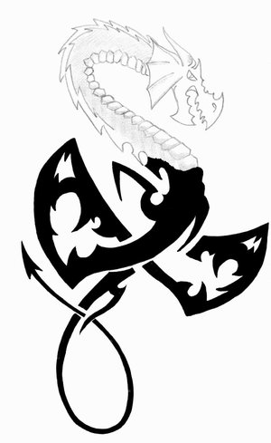 free dragon tattoo designs 2 free dragon tattoo designs