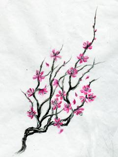 Corner Tattoos Japanese Cherry Blossom Tattoo Designs