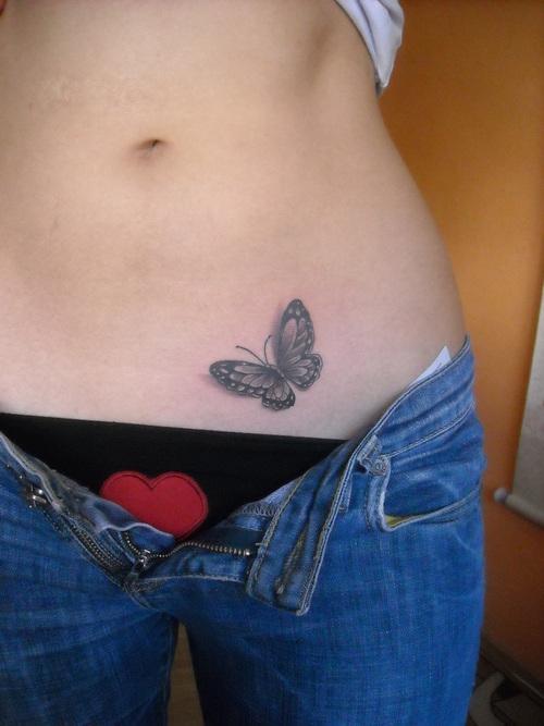 hip tattoos for girls. hot Hip Tattoos for girls