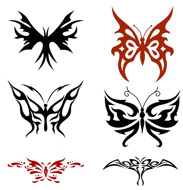 Choosing Butterfly Tattoo Design Instead of a static butterfly for example,