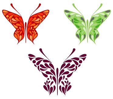 Choosing Butterfly Tattoo Design