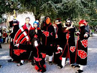 Akatsuki cosplay 1