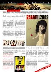 Jornal O Libertário, Especial 25 de Abril