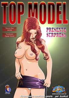TOP MODEL - O PRESENTE SURPRESA - SEIREN - HENTAI