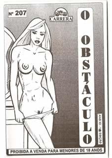 O OBSTACULO - HENTAI