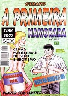 A PRIMEIRA NAMORADA