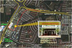 Peta ke JM Bariani House Puchong