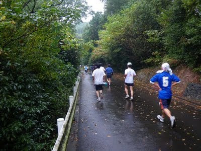 4km過ぎ