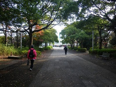 大井埠頭中央公園