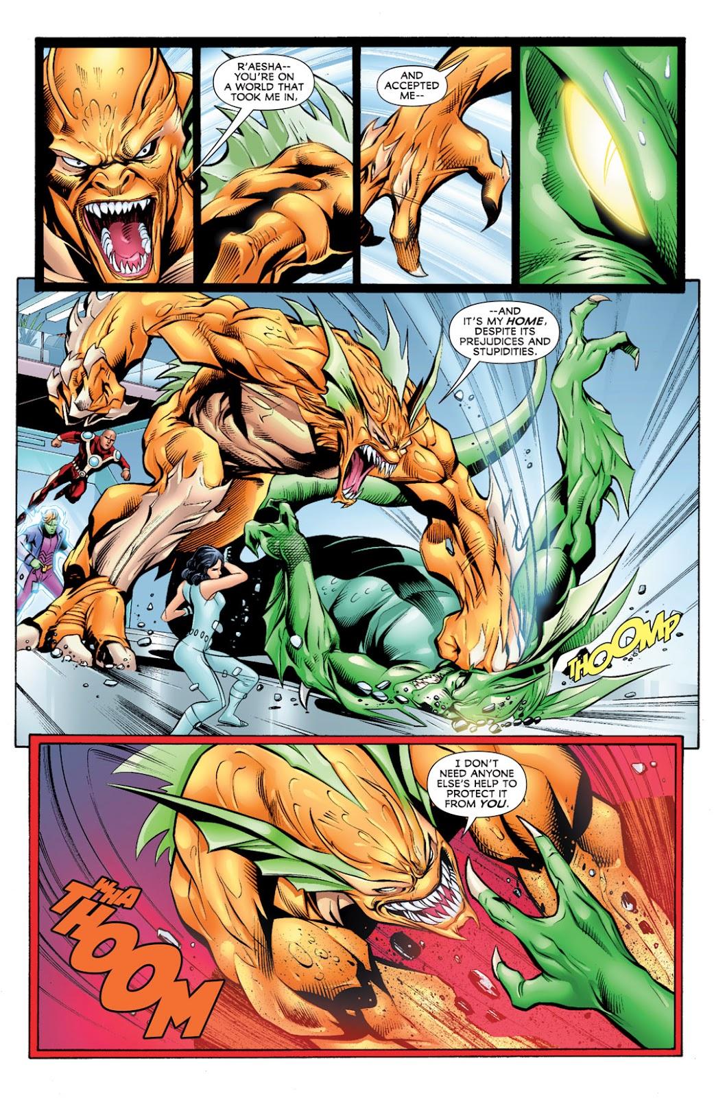 Legion of Super-Heroes (2010) Issue #10 #11 - English 20