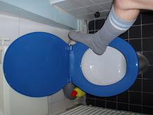 il bagno blu ihihih