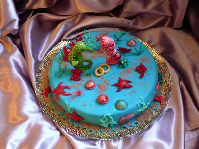 Фото как делают торты