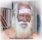 Swami Krishnan Sreedharan