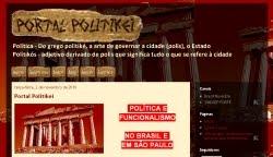 Agora os conteúdos do SINDSEP FORTE estão no Portal Politikei