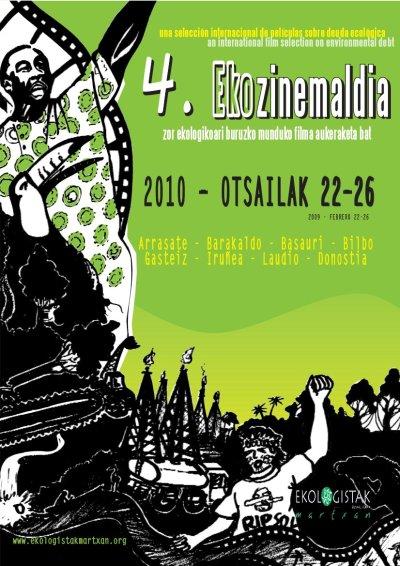 EkoZinemaldia 2010 (deuda ekologikoari buruzko zinemaldia)