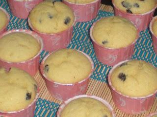 <strong><em>Muffin Coklat Cip Vanila</em></strong>
