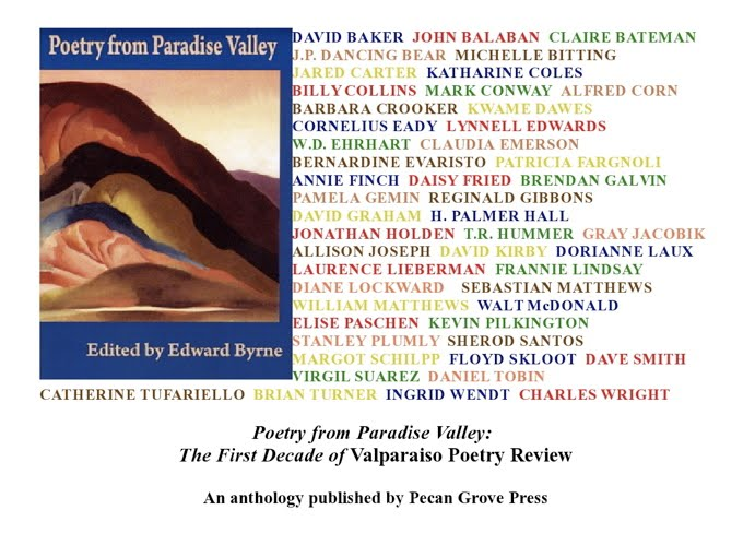 POETRY FROM PARADISE VALLEY