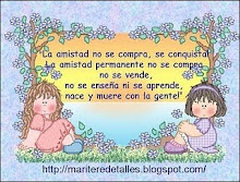 DECLARACION DE AMISTAD