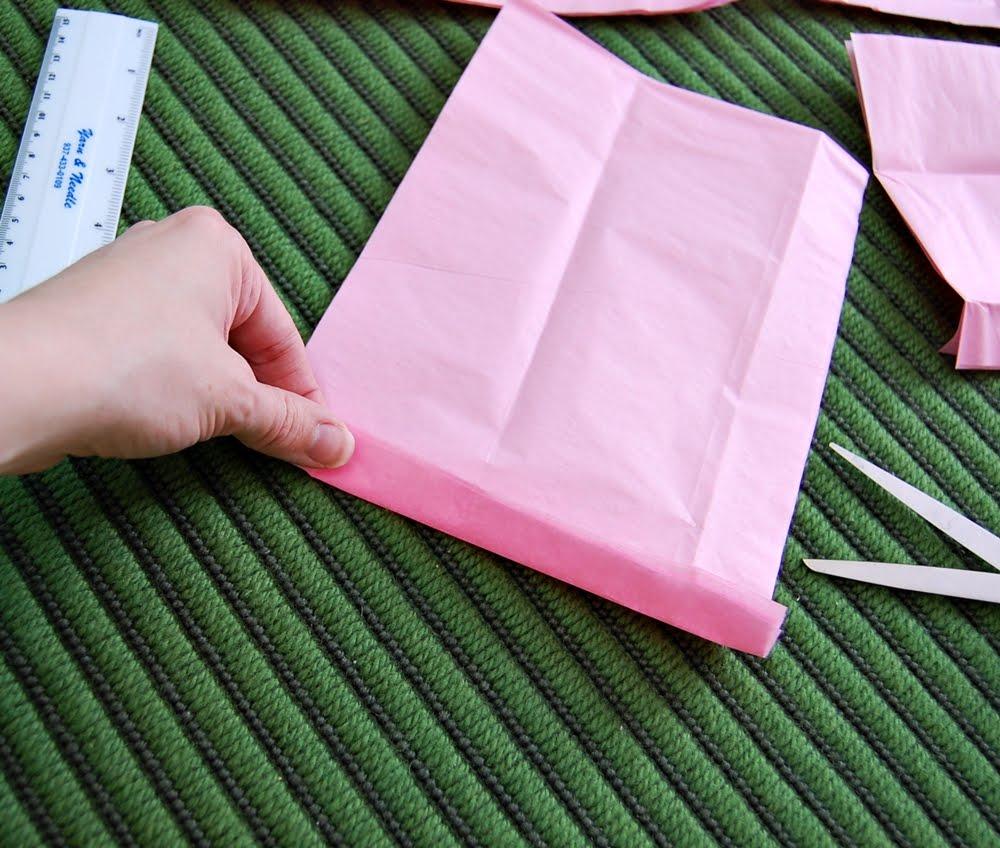 Папиросная бумага своими руками