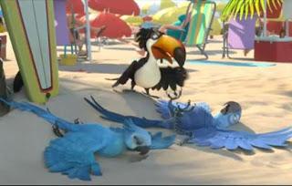 Trailer da Animação Rio é divulgado