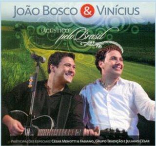 Agenda João Bosco e Vinicius - Julho 2010