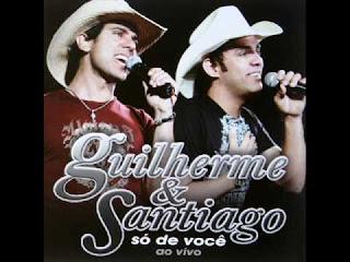 Agenda Guilherme e Santiago Julho 2010