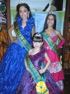 Concurso Pequenas Misses Brasil 2010