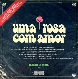 Músicas de Uma Rosa Com Amor