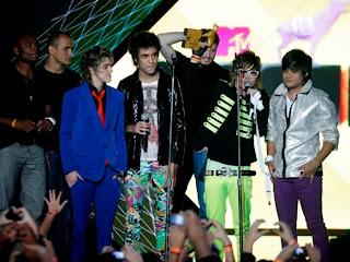 Vencedores do VMB 2010