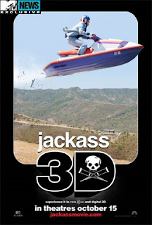 Filme Jackass 3D Trailer